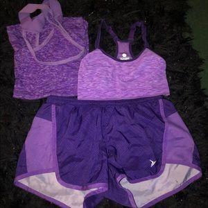 Purple Active Set